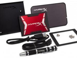 Kingston'dan HyperX Savage Serisi SSDler satışa sunuldu